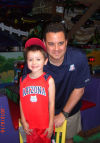 University of Arizona Fan Fave Contest