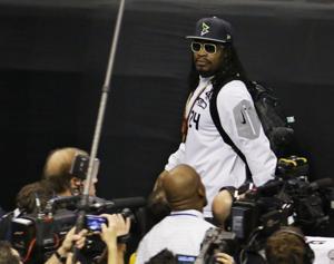 """Lynch en día de prensa: """"Estoy aquí para que no me multen"""""""
