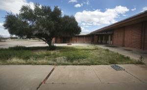 Old Liberty school might become veterans housing