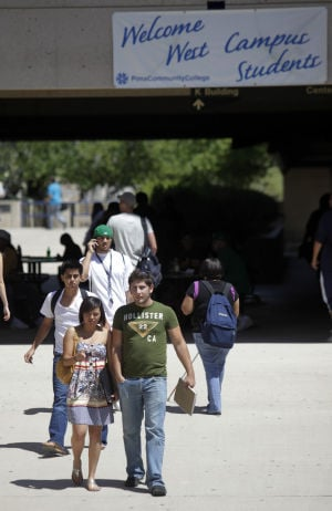 Tucson's Pima Community College placed on probation