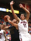 Arizona vs. Augustana men's college basketball