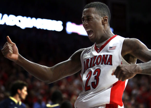 Photos: No. 2 Arizona 78, Mount St. Mary's 55