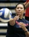 Arizona volleyball Patrick Finley: It's bump, set and tyke
