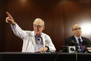 Hospital EEUU ignoró síntomas de enfermo ébola