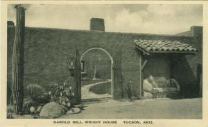 Harold Bell Wright the inspiration for Tucson neighborhood