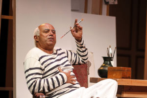 "A three-week run for ""A Weekend with Pablo Picasso"""