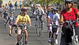 Cyclovia: En bici, la vida es más sabrosa