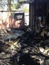Fire destroys workshop attached to east Tucson home