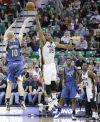 Ex-Wildcat watch: Budinger drops 15 in win
