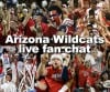 Fan chat during the UA vs. UNLV football game