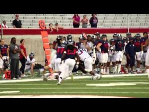 Arizona football: Spring game video highlights