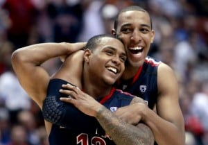 NCAA Tournament: Arizona 93, Duke 77 final