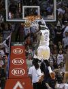 NBA James returns with 27 points to lift Miami