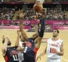 Basketball: Dominant second half gets US past Tunisia