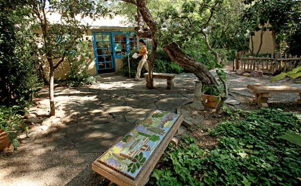 Tucson Botanical Gardens Cafe Menu