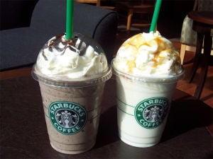 Tucson Starbucks join half-price frap sale