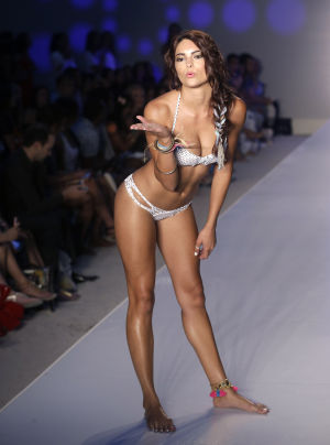 Photos: Skimpy, colorful, sexy swimwear fashion