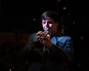 Tucson jazz player makes finals of prestigious contest