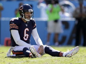 Bears' Cutler continues his Jekyll-and-Hyde career