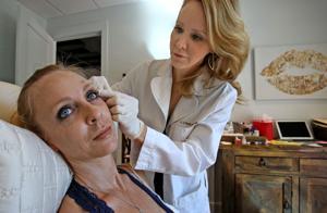 Photos: Skinjectables, anti-aging bar