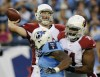 NFL notebook Cardinals only team without starting QB