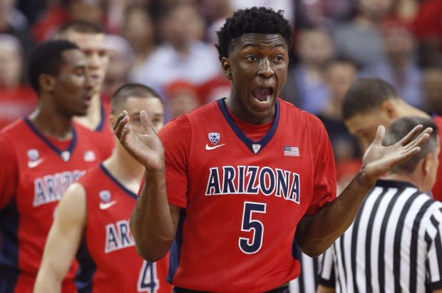 Photos: UNLV 71, No. 3 Arizona 67