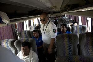 México frustra ruta de migrantes centroamericanos