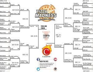 Pizza Madness: The Frog hops into the final
