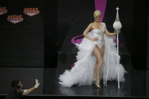 Photos: Wild costumes for the Miss Universe Pageant