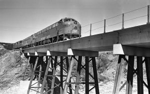 Throwback Thursday: Old railroad bridge was replaced in 1968