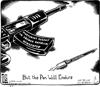 Cartoonists respond to colleagues' massacre