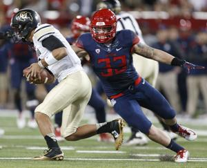 UA football: Wright a semifinalist for Camp award