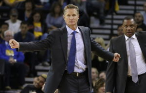 Kerr's Warriors speak same language: Winning