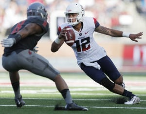 Photos: No. 15 Arizona vs. Washington State