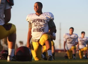 Salpointe's Powell picks Nevada, will see team play UA