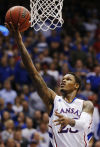 College basketball McLemore nets 30 to lead Kansas in rout of Kansas St.