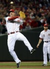 NLDS: Giants 2, Reds 1: Bobble helps anemic Giants stay alive