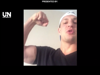 Gronk's Deflategate response: Flexing muscles, yelling about nuts