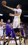 Sacramento Kings vs. Golden State Warriors NBA basketball