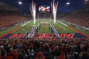UA sports Throwback Thursday: Arizona football home openers
