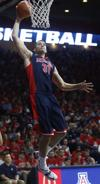 Arizona Wildcats Red-Blue Game
