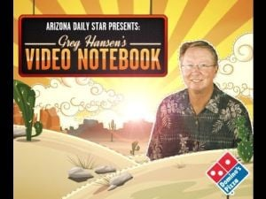 Greg Hansen's Video Notebook ... on DirecTV vs. Pac-12 and George Raveling's copy of MLK speech