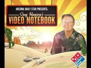 Greg Hansen's Video Notebook ... on DirecTV vs. Pac-12 and George Raveling's copy of MLK speech