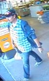 Deputies seek help in identifying an armed shoplifter