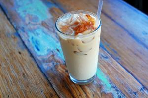 A homemade horchata you can drink over breakfast