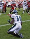 NFL: Eagles 23, Buccaneers 21: 1st W in Nick of time
