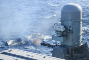 Raytheon wins $200M Japanese naval contract