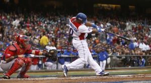 World Baseball Classic championship: Dominican Republic 3, Puerto Rico 0: 'Dominicana!' wraps up 8-0 run