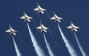 Photos: D-M air show