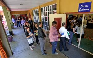 Arizona adds fewest jobs for any April since recession